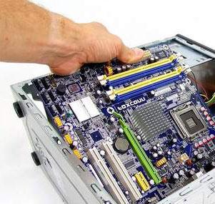 Ремонт компьютера самостоятельно своими руками